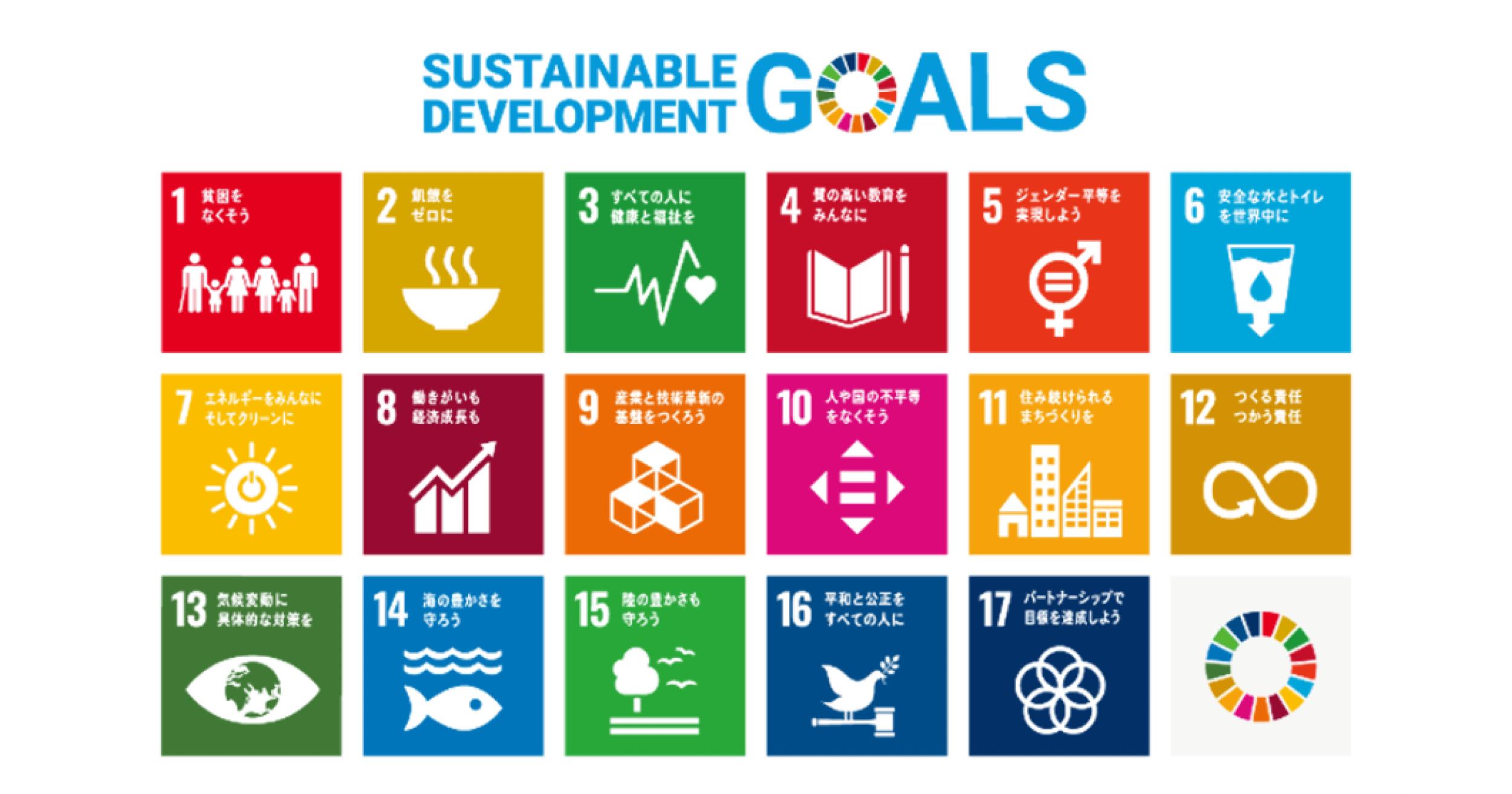 株式会社トライバルメディアハウスが、マーケティングを通じて持続可能な社会づくりと課題解決を目指す「SDGs方針」を策定